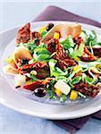 Sun-dried tomato salad