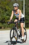 Vélo de route femme équitation