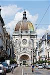 Europe, Belgium, Brussels, Saint Marie church