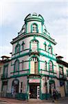 South America, Ecuador, Historic Centre of Santa Ana de los Ríos de Cuenca, Unesco World Heritage Site