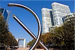 Gratte-ciel, Tour Coeur Défense, La Défense, Paris, France, Europe