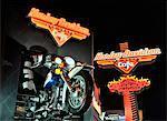 États-Unis d'Amérique, Nevada, Las Vegas, Harley Davidson Cafe
