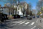 Abbey Road, London.
