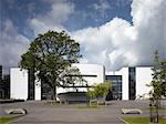 Forest Hill School, Lewisham, Londres, Royaume-Uni. Architectes : Aedas