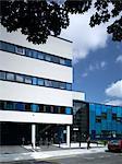 Hadj ali Ark' Centre de développement pour enfants, Hackney, Londres, Royaume-Uni. Architectes : Aedas