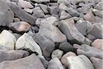 Volcanic Rocks, Shoreline, Snaefellsnes Peninsula, Vesturland, Iceland