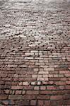 Ccobblestones, District de la distillerie, Toronto, Ontario, Canada