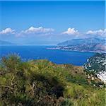 Anacapri, Capri, Kampanien, Italien