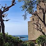 Castello Aragonese, Ischia, Kampanien, Italien