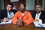 Avocats criminel au Tribunal