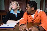 Avocat au criminel au Tribunal