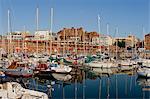 Ramsgate harbour, Thanet, Kent, England, United Kingdom, Europe