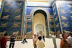 Ishtar Gate, Pergamon Museum, Berlin, Germany, Europe