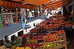 Nasch Market, Vienna, Austria, Europe