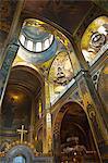 St. Vladimir's Cathedral interior, Kiev, Ukraine, Europe