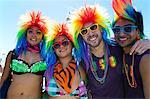 Lesbian Gay Bisexual Transgender Pride Parade, San Francisco, California