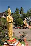 Buddha statues, Wat Mai Complex, Luang Prabang, Laos, Indochina, Southeast Asia, Asia