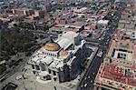Palacio de Bellas Artes, Historic Center, Mexico City, Mexico, North America