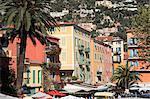 Villefranche sur Mer, Alpes Maritimes, Cote d'Azur, French Riviera, Provence, France, Europe