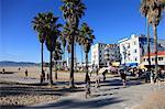 Venice Beach, Los Angeles, Californie, États-Unis d'Amérique, l'Amérique du Nord
