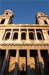 St. Sulpice basilica, Paris, France, Europe