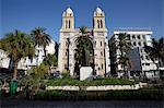Afrique, Tunis, Tunisie, l'Afrique du Nord, la cathédrale de Saint-Louis