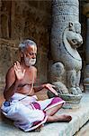 Vaikunta Perumal temple, Kanchipuram, Tamil Nadu, India, Asia