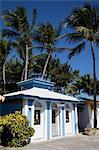 Riu Caraïbes Street, plage de Bavaro, Punta Cana, République dominicaine, Antilles, Caraïbes, Amérique centrale