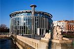 Museum and Winter Gardens, Sunderland, Tyne and Wear, England, United Kingdom, Europe