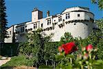 The Castle, Pazin, Istria, Croatia, Europe