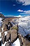 Mount Ngauruhoe, Tongariro National Park, UNESCO World Heritage Site, North Island, New Zealand, Pacific
