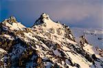 Mount Ruapehu, Tongariro National Park, UNESCO World Heritage Site, North Island, New Zealand, Pacific