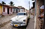 Trinidad, Cuba, Antilles, l'Amérique centrale