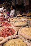 Bangalore Market, Bangalore, Karnataka, India, Asia