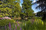 Les Jardins des Prebendes d'Oe, Tours, Indre et Loire, Centre, France, Europe