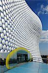 Selfridges Store exterior, Bullring Shopping Centre, Birmingham, West Midlands, England, United Kingdom, Europe
