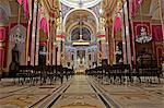 St. Paul's Cathedral, Mdina, Malta, Europe