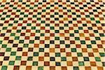 Traditional Tile, Marrakech, Morocco