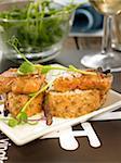 Foie gras, Armagnac à saveur sandwichs
