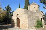 Agios Antoniou church in  Paphos, Cyprus