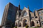 Église St. Francis Xavier, Philadelphie, Pennsylvanie, Etats-Unis