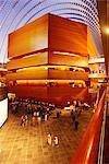 PHILADELPHIA PA INTERIOR OF KIMMEL CENTER FOR THE PERFORMING ARTS
