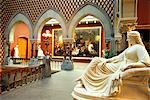 PHILADELPHIA PA INTERIOR OF PENNSYLVANIA ACADEMY OF FINE ARTS MUSEUM