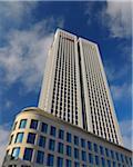 Opernturm, Frankfurt am Main, Hesse, Allemagne