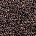 Grains de poivre (zoom macro)