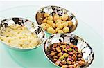 Mélanges de noix pour les collations