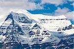 Rocky mountain. Banff National Park. Alberta. Canada