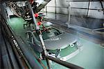Carrosseries être plongées dans l'usine de voiture