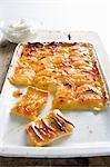 Gâteau aux pommes françaises