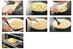 Étapes pour faire une tarte aux pommes